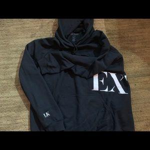 """129791ee9 Liza koshy Sweaters - Liza Koshy """"Extra"""" Hoodie"""
